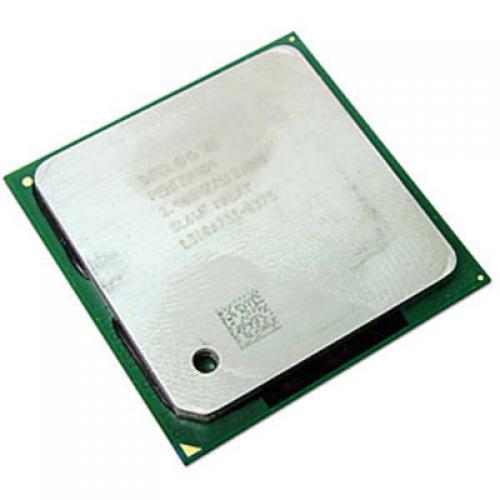 Intel Pentium IV 2.8 Socket 478Procesador Intel Pentium IV 2.8 GHz. 512kb/800 Socket 478 - Imagen 1