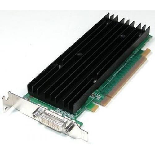 Nvidia Quadro NVS 290 LP 400 MHz. - 2048 x 1536 dpi - 256 Mb. RAM DDR2 - 1 x DMS-59 - Low Profile - Imagen 1