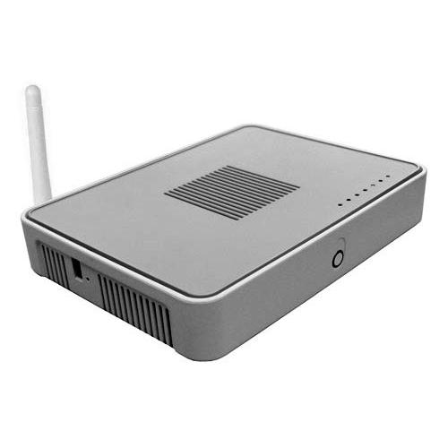 Thomson TG784 DSL Modem - Firewall Security - Voice over IP - Wi-Fi - 4-port 10/100 Mbps - Full FXO - 2 FXS POTS interfaces - Im