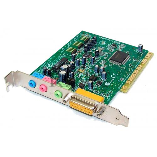 Sound Blaster 128 CompatibleTarjeta Sonido Sound Blaster Vibra 128 Compatible - Imagen 1