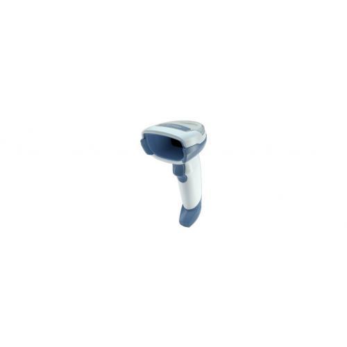 DS4608-HCBU2100AZW lector de código de barras Lector de códigos de barras portátil 1D/2D LED Azul, Blanco - Imagen 1