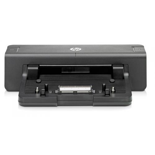HP Docking Station A7E32AA Adaptador de corriente no incluido - Compatible con HP EliteBook 2170p, 8440p, 8460p, 8470p, 8470w, 8