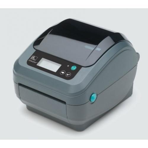 GX420d impresora de etiquetas Térmica directa 203 x 203 DPI Alámbrico