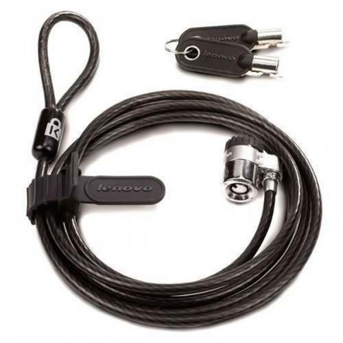 Lenovo Candado Cable Seguridad Candado Cable de Seguridad LENOVO - Imagen 1