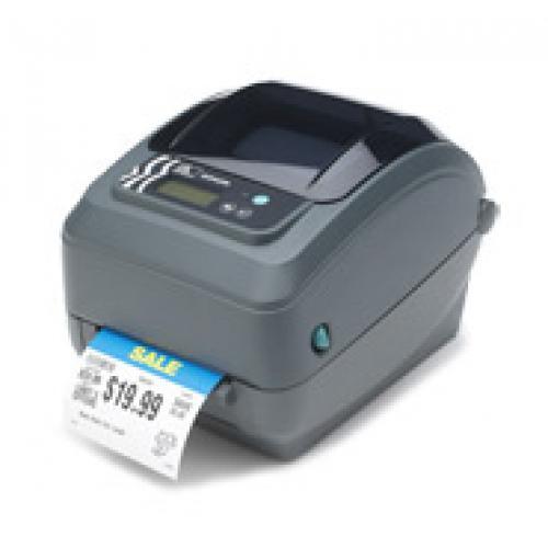 GX420t impresora de etiquetas Térmica directa / transferencia térmica 203 x 203 DPI Alámbrico