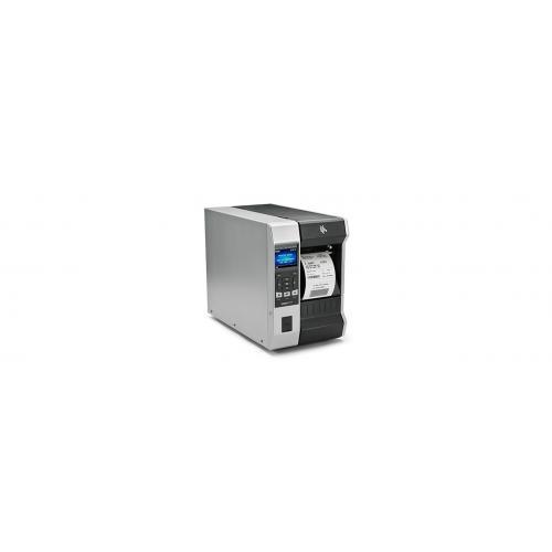 ZT610 impresora de etiquetas Transferencia térmica 600 x 600 DPI Inalámbrico y alámbrico