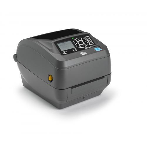 ZD500R impresora de etiquetas Térmica directa / transferencia térmica 300 x 300 DPI Alámbrico