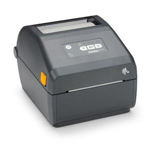 ZD421T impresora de etiquetas Transferencia térmica 203 x 203 DPI Inalámbrico y alámbrico