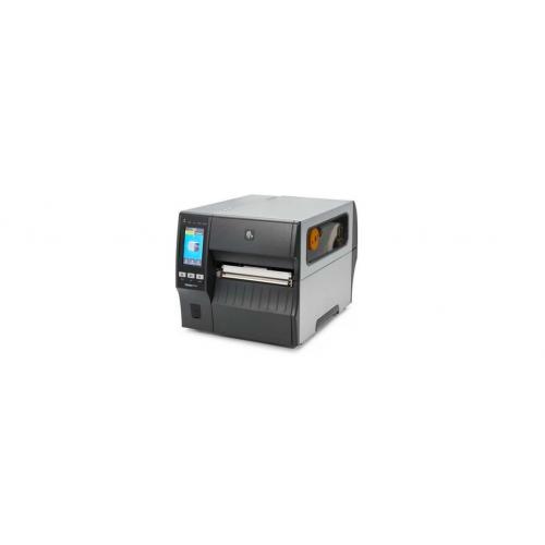 ZD421 impresora de etiquetas Transferencia térmica 203 x 203 DPI Inalámbrico y alámbrico