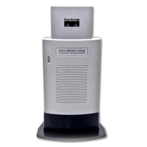 CISCO Aironet 1100 Hasta 54 Mbps Wireless - IEEE 802.11b/g - Puerto Ethernet 10/100 Mbps - 2,4 GHz.