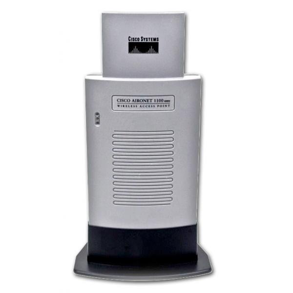 CISCO Aironet 1100 Hasta 54 Mbps Wireless - IEEE 802.11b/g - Puerto Ethernet 10/100 Mbps - 2,4 GHz. - Imagen 1