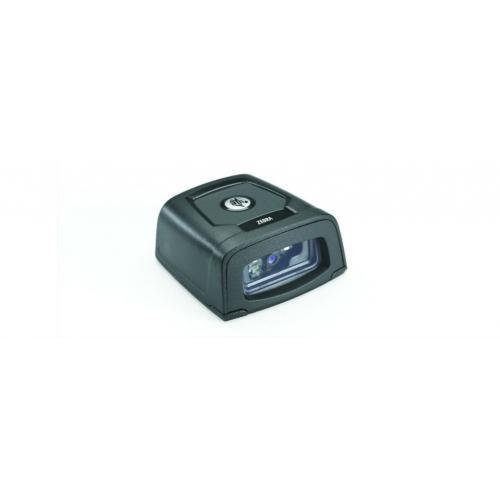 DS457-DP20004ZZWW lector de código de barras Lector de códigos de barras fijo 1D/2D Laser Negro