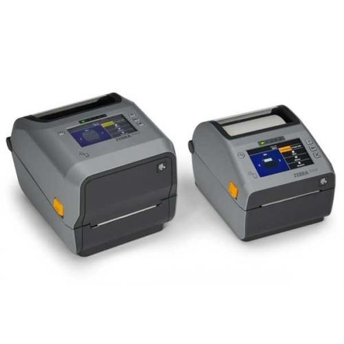 ZD621 impresora de etiquetas Transferencia térmica 203 x 203 DPI Inalámbrico y alámbrico