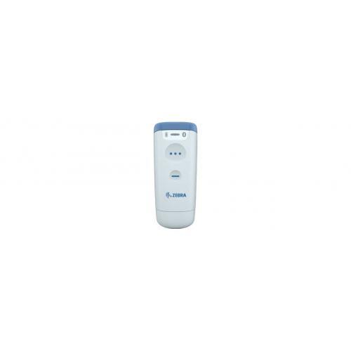 CS60-HC Lector de códigos de barras portátil 1D/2D LED Blanco
