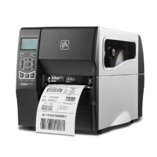 ZT230 impresora de etiquetas Transferencia térmica 203 x 203 DPI Alámbrico