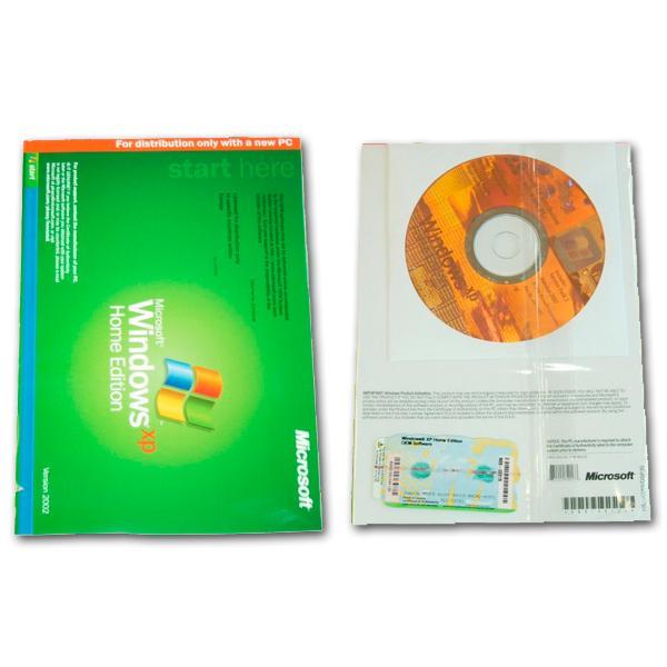 Windows XP Home OEM Microsoft Windows XP Home OEM - Imagen 1