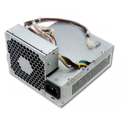 HP Fuente Alim. Elite 6xxx/8xxxFuente de alimentación 240W HP Elite 6000/6005/6200/8000/8100/8200 SFF