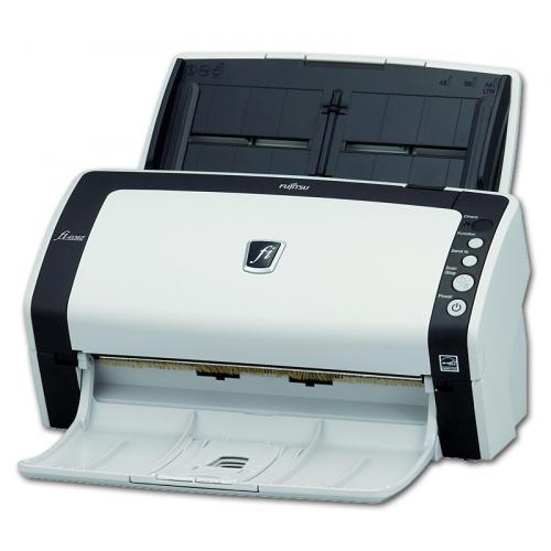 Fujitsu fi-6130LA Tecnología: Escaner Color de Documentos - Sensor de Imagen: Color CCD - Velocidad Escaneo: Hasta 40 ppm Color,