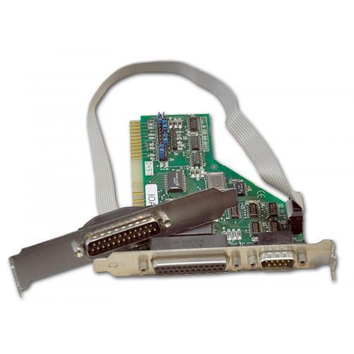 ISA 2-p Serie + 1-p Paralelo Tarjeta controladora 2 puertos Serie + 1 puerto Paralelo ISA