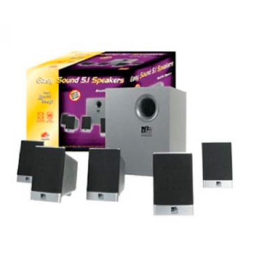 Altavoces Best Buy Easy Sound 5.1Altavoces Best Buy Easy Sound 5.1 - Imagen 1