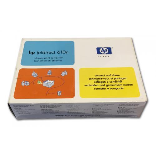 HP JetDirect 610N HP JetDirect 610N 10/100
