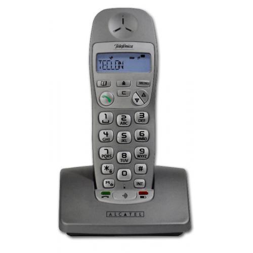 ALCATEL Versatis Teclon Confort Teléfono inalámbrico ALCATEL Versatis Teclon Confort