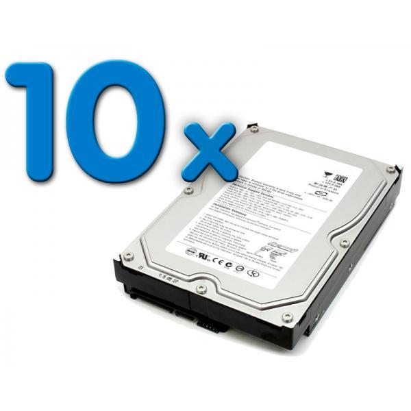3,5'' SATA 500 Gb. Pack 10 Pack 10 Unidades: Disco Duro 3,5'' SATA 500 Gb. - Imagen 1