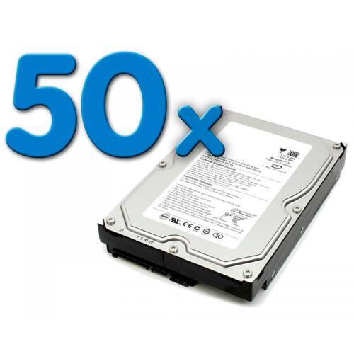 3,5'' SATA 500 Gb. Pack 50 Pack 50 Unidades: Disco Duro 3,5'' SATA 500 Gb.