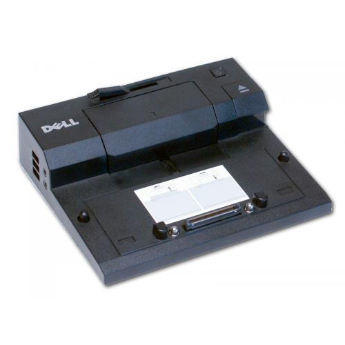 Dell Docking Station Port PR03X Adaptador de corriente no incluido - Compatible con Dell Latitude: E4200, E4300, E4310, E5400, E