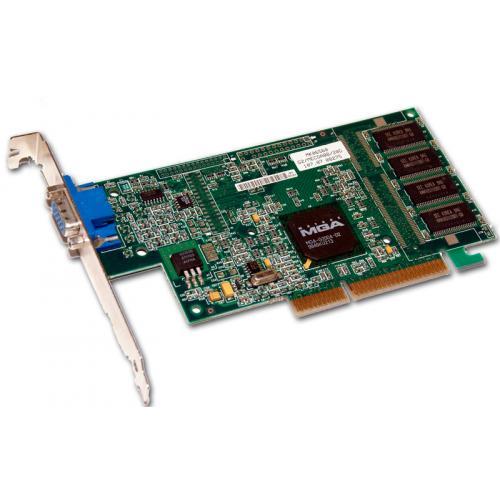 Matrox G200 8 Mb. AGP Tarjeta Gráfica MATROX G200- AGP - 8 Mb. - Imagen 1