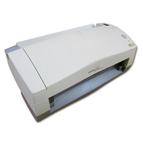KODAK I30 Bandejas Papel no incluidas - Tecnología: Escaner Color de Documentos - Sensor de Imagen: Color CCD - Velocidad Escane