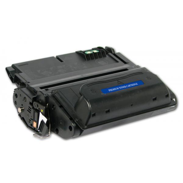 HP Toner 38A Compatible Cartucho Toner HP 38A (Q1338A) 12000 Pag. Compatible - Imagen 1