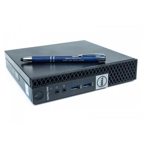 Dell 7040 MFF Intel Core i5 6500T 2.5 GHz. · 16 Gb. DDR4 RAM · 1.00 Tb. SATA · Windows 10 Pro - Imagen 1