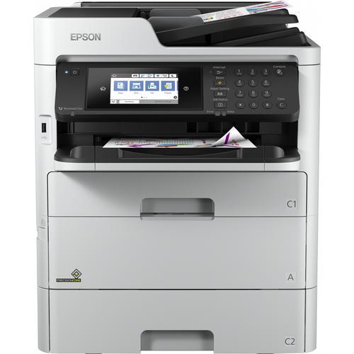 Epson WorkForce Pro WF-C579RD2TWF Inyección de tinta 24 ppm 4800 x 1200 DPI A4 Wifi
