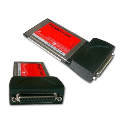 Tarjeta PCMCIA Puerto ParaleloTarjeta PCMCIA 1 puerto Paralelo - Imagen 1