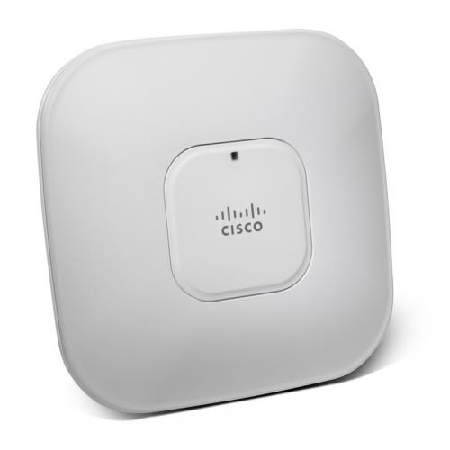 CISCO Aironet 3502i Hasta 300 Mbps Wireless - IEEE 802.11a/b/g/n - Puerto Ethernet 10/100/1000 Mbps - 2,4-5 GHz.