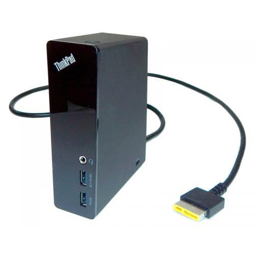 Lenovo ThinkPad OneLink Pro Dock Adaptador de corriente no incluido - Compatible con: ThinkPad E455, E450, E550, E550c, E555, E5