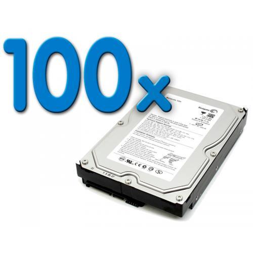 3,5'' SATA 80 Gb. Pack 100 Pack 100 Unidades: Disco Duro 3,5'' SATA 80 Gb.
