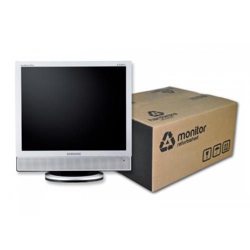 Samsung SyncMaster 910 LCD 19 '' 4:3 · Resolución 1280x1024 · Pequeños arañazos o manchas en pantalla. (Ver en ''+ Imágenes'').
