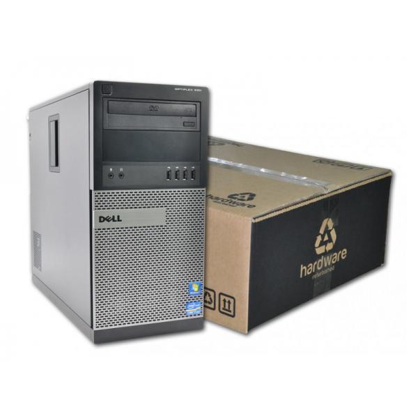 Dell Optiplex 990 MT Intel Core i5 2500 3.3 GHz. · 8 Gb. DDR3 RAM · 500 Gb. SATA · DVD · COA Windows 7 Pro - Imagen 1