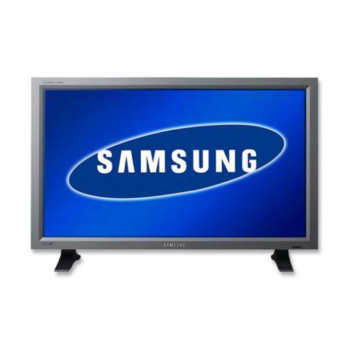 Samsung 320PX Led 32 '' 16:9 · Resolución 1366x768 · Pequeños arañazos o manchas en pantalla. (Ver en ''+ Imágenes''). - Imagen
