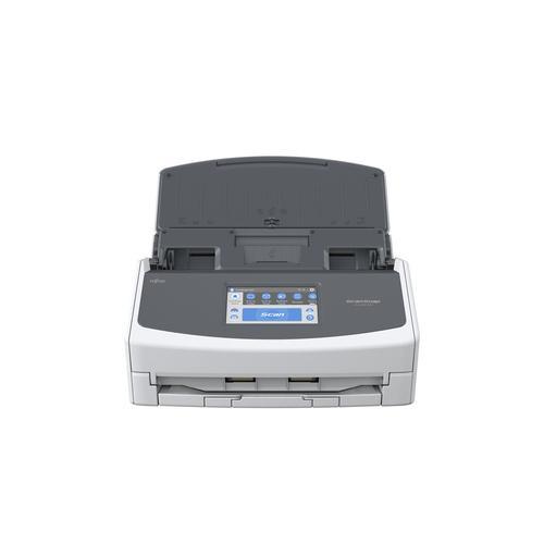 Fujitsu ScanSnap iX1600 Alimentador automático de documentos (ADF) + escáner de alimentación manual 600 x 600 DPI A4 Negro, Blan