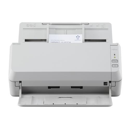 Fujitsu SP-1125N Escáner con alimentador automático de documentos (ADF) 600 x 600 DPI A4 Gris