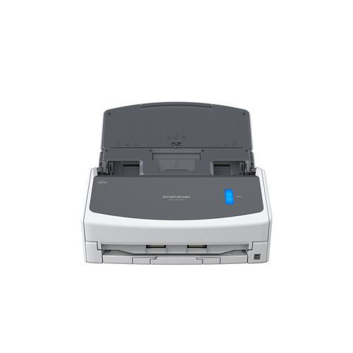 Fujitsu ScanSnap iX1400 Escáner con alimentador automático de documentos (ADF) 600 x 600 DPI A4 Negro, Blanco