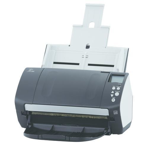 Fujitsu fi-7180 600 x 600 DPI Escáner con alimentador automático de documentos (ADF) Negro, Blanco A4