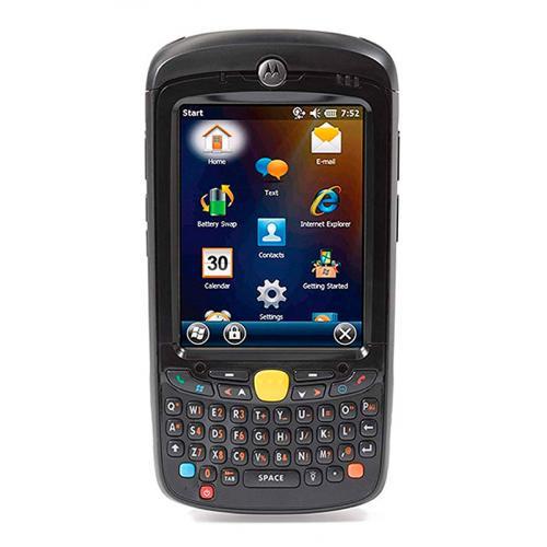MOTOROLA MC55A0M Windows Mobile 6 Classic - Marvell PXA 320 a 806 MHz. - 256 Mb. RAM - 1 Gb. Flash ROM - Pantalla Táctil 3,5'' V