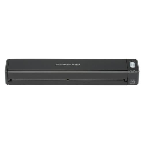 Fujitsu ScanSnap iX100 600 x 600 DPI Alimentador continuo de documentos + escáner de alimentación de hojas Negro A4