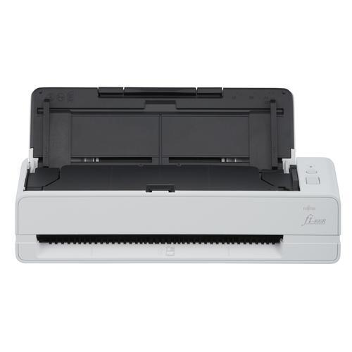 Fujitsu fi-800R 600 x 600 DPI Escáner con alimentador automático de documentos (ADF) Negro, Blanco A4