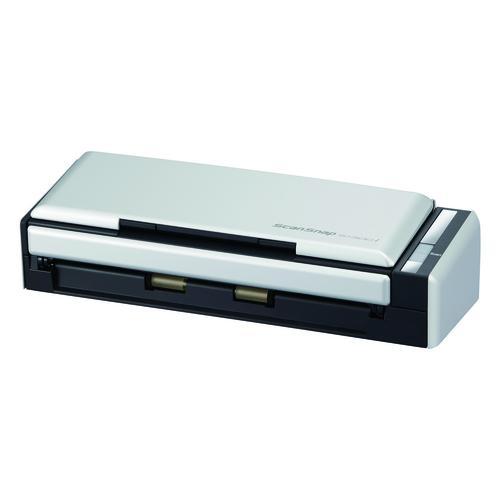 Fujitsu ScanSnap S1300i 600 x 600 DPI Escáner alimentado con hojas Negro, Plata A4