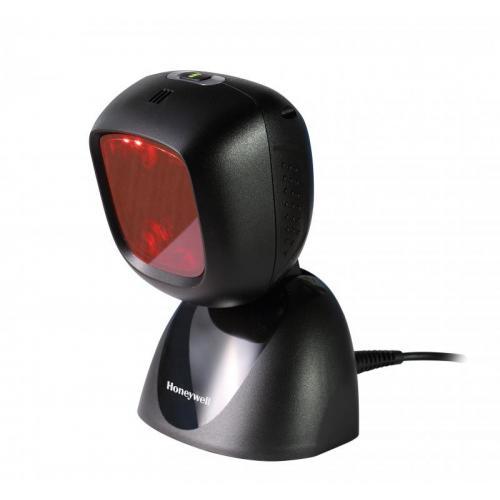 Youjie HF600 Lector de códigos de barras fijo 1D/2D Fotodiodo Negro